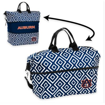 Auburn University Expandable Tote