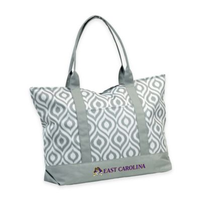 East Carolina University Ikat Tote