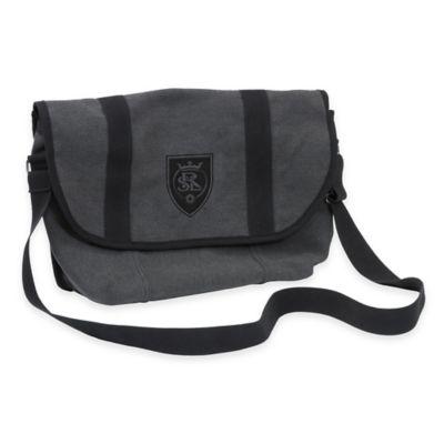 MLS Real Salt Lake Varsity Messenger Bag