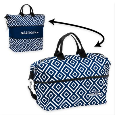 NFL Seattle Seahawks Expandable Tote