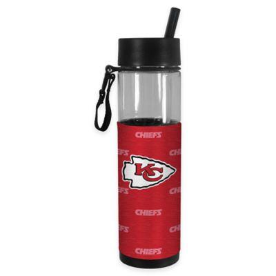 Kansas City Chiefs Water Bottle