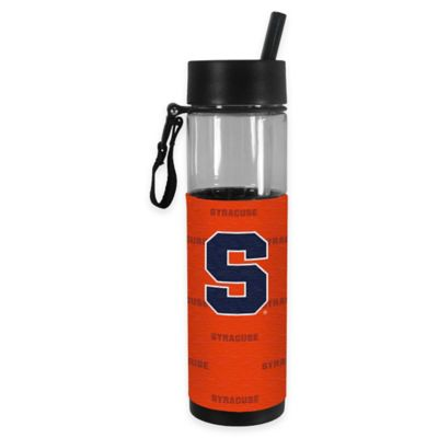 Syracuse University 24 oz. Slim Water Bottle Tumbler