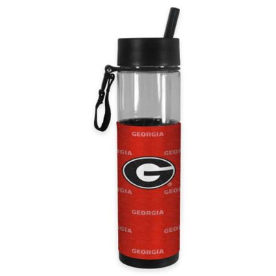 University of Georgia 24 oz. Slim Water Bottle Tumbler