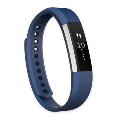 Fitbit® alta™ Large Fitness Wristband in Blue