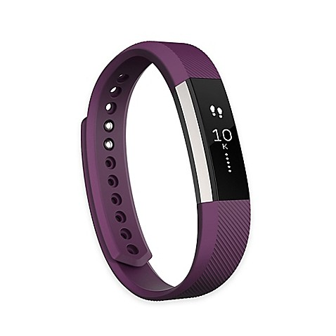 Fitbit® alta™ Small Fitness Wristband in Plum