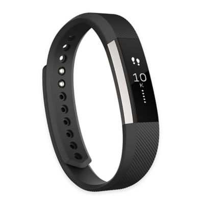 Fitbit™ Alta™ Large Classic Accessory Band in Black