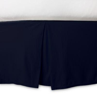 Blueberry Crib Skirt