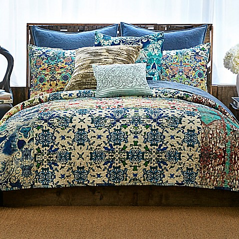 Tracy Porter 174 Poetic Wanderlust 174 Astrid Quilt In Blue