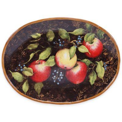 Certified International Capri 16-Inch Oval Platter