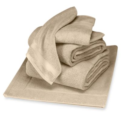 Wamsutta® Duet Washcloth in Sand