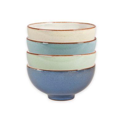 Denby Heritage Assorted Rice Bowls (Set of 4)