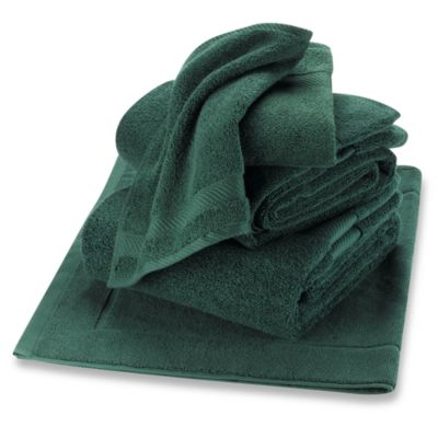 Wamsutta® Duet Hand Towel in Forest