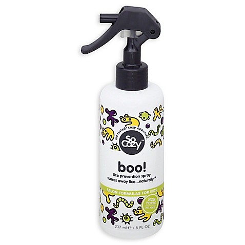 Buy Socozy Boo 8 Oz Lice Prevention Spray From Bed Bath