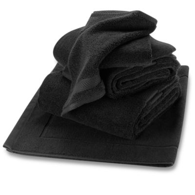 Wamsutta® Duet Hand Towel in Ebony