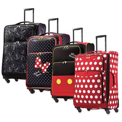 Disney® Mickey Mouse Multi Face 28-Inch Softside 4-Wheel Spinner from American Tourister®