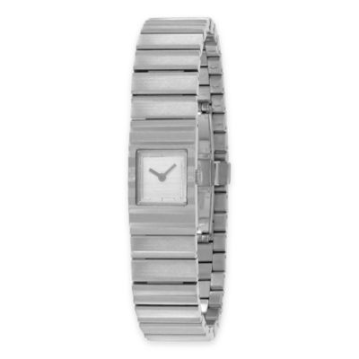Issey Miyake Unisex 39mm V Watch by Tokujin Yoshioka in Stainless Steel