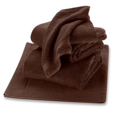 Wamsutta® Duet Washcloth in Java