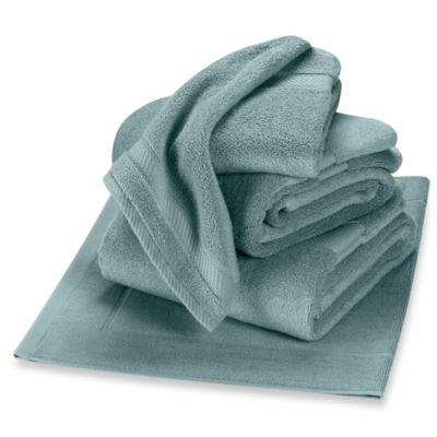 Wamsutta® Duet Hand Towel in Sea