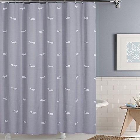 Moby Shower Curtain Www Bedbathandbeyond Com