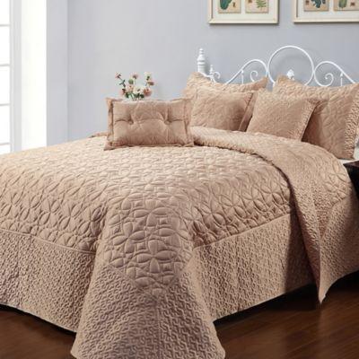 Tan Bedspreads