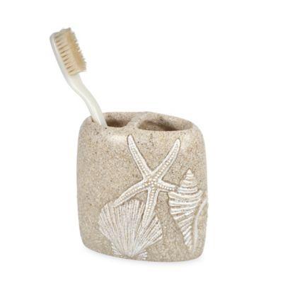 Sandy Bay Toothbrush Holder