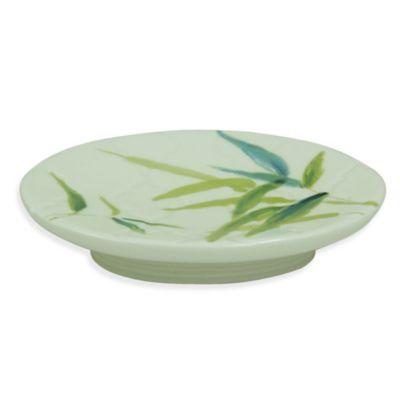 Bacova Zen Bamboo Soap Dish