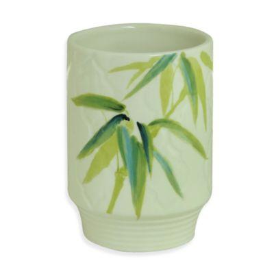 Ceramic Green Tumblers