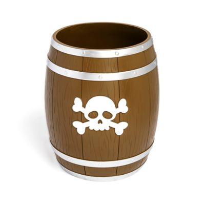 Bambini Pirates Wastebasket