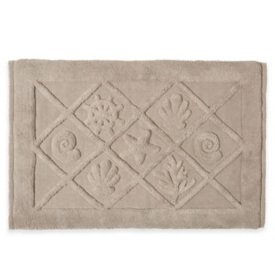 Taupe Bathroom Rugs