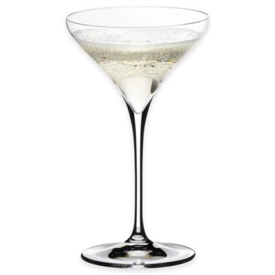 Riedel® Vitis 8-Ounce Martini Glasses (Set of 2)