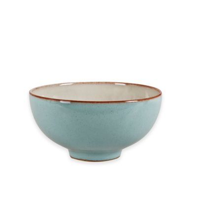 Denby Pavilion Rice Bowl in Blue