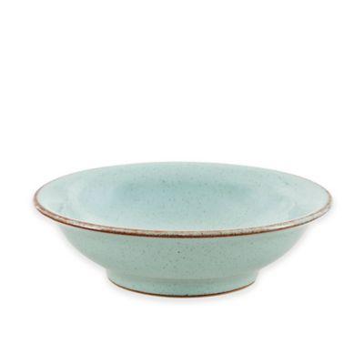 Denby Pavilion Shallow Bowl in Blue