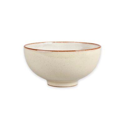 Denby Heritage Veranda Rice Bowl in Yellow