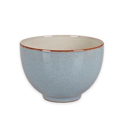 Denby Heritage Terrace Noodle Bowl in Grey