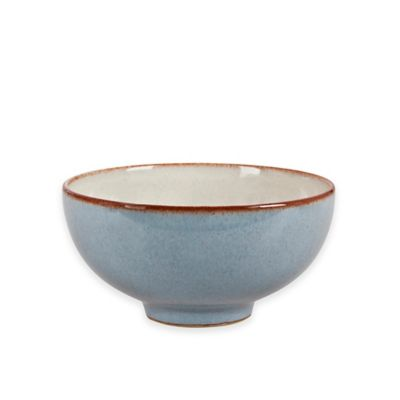Denby Heritage Terrace Rice Bowl in Grey