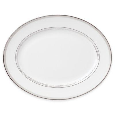 kate spade new york Whitaker Street™ Oval Platter