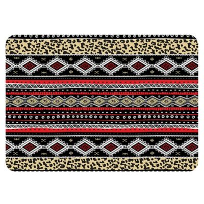 The Softer Side by Weather Guard™ 18-Inch x 27-Inch Boho Grove Kitchen Mat