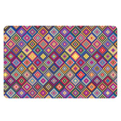 The Softer Side by Weather Guard™ 23-Inch x 36-Inch Woven Kilim Kitchen Mat
