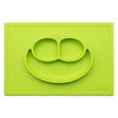 ezpz Happy Mat Placemat in Lime