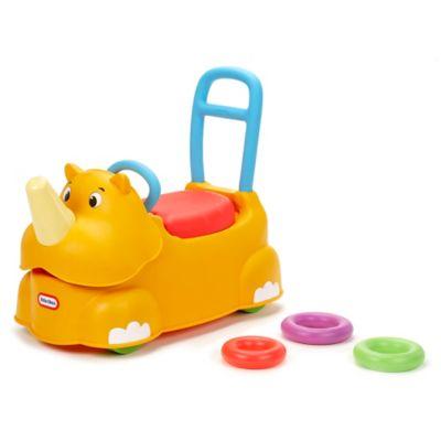 Little Tikes® Scoot Around Rhino in Yellow