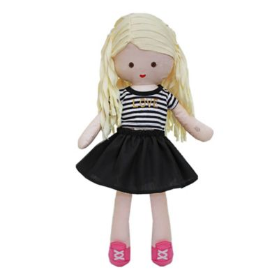 AMY COE by North American Bear Co. 15-Inch Sunny Blonde Doll
