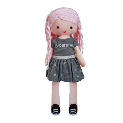 AMY COE by North American Bear Co. 15-Inch Betty Pink Doll