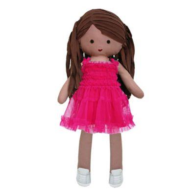 AMY COE by North American Bear Co. 15-Inch Lola Tan Doll