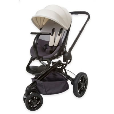 Quinny® Bold Block Moodd Stroller in Black/Grey