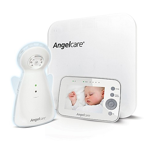 Angelcare 174 Video Movement And Sound Monitor Buybuy Baby