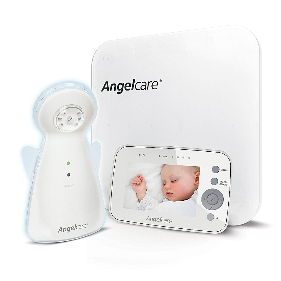 Angelcare® Video, Movement, and Sound Monitor - buybuyBaby.com