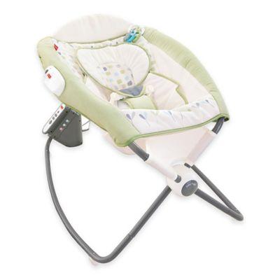 Fisher-Price® Deluxe Newborn Auto Rock 'n Play™ Sleeper in Geo Dream