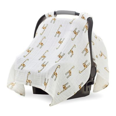 aden® by aden + anais® Car Seat Canopy in Jungle Jam