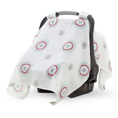 aden® by aden + anais® Car Seat Canopy in Liam the Brave