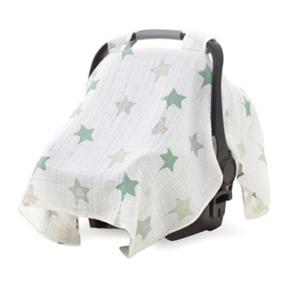 aden® by aden + anais® Car Seat Canopy in Up, Up and Away